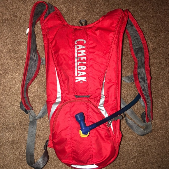 Camelbak Other - Camelbak hydration backpack (red)